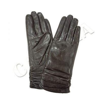 Дамски ръкавици от естествена кожа 2453-1