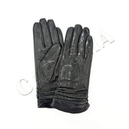 Дамски ръкавици от естествена кожа 2453-2