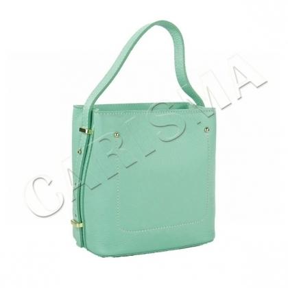 Дамска чанта от естествена кожа 1438I-1