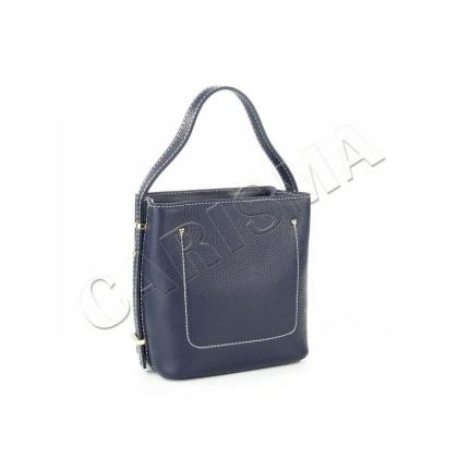 Дамска чанта от естествена кожа I1438-4