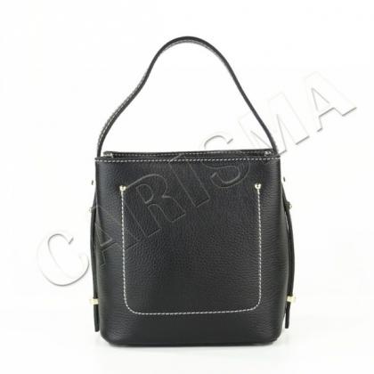Дамска чанта от естествена кожа 1438I-4