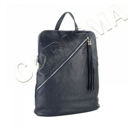 Дамска чанта раница от естествена кожа 2572I-1