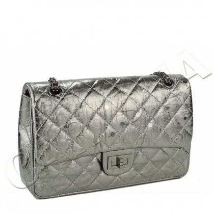 Дамска чанта капитониран дизайн CH2411
