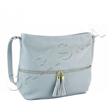 Дамска чанта с пискюли L2393