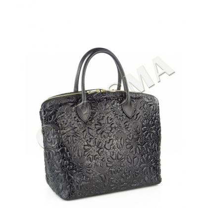 Дамска чанта от естествена кожа L16664