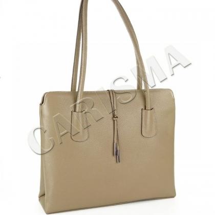 Дамска чанта от естествена кожа P2310-1