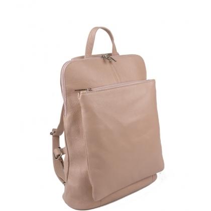 Чанта раница с отделения, Пудра