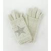 ръкавици с камъни