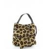 Дамска чанта с леопардова шарка