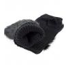 Текстилни дамски ръкавици