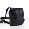 Малка мъжка чанта в черно
