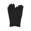 Черни изчистени ръкавици