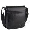 Мъжка чанта с преден цип