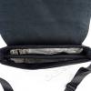 Мъжка бизнес чанта с капак