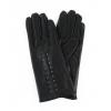 Кожени ръкавици с капси