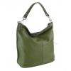 Модел чанта в зелен цвят