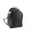 Дамска чанта-раница с капитониран дизайн