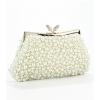 Абитуриентска чанта с ръчно залепени перли