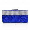 Абитуриентска синя чанта