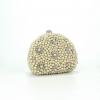 Абитуриентска чанта с камъни и перли