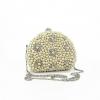 Абитуриентска чанта с камъни перли