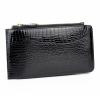 Черно дамско портмоне