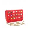 Червена малка чанта