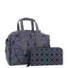 Комплект Луминисцентна чанта и портмоне