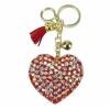 Дамски ключодържател Червено Сърце