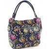 Дамска чанта цветя