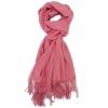 Дамски розов шал