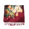 Дамски шал на цветя
