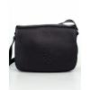 Черна чанта с капак