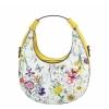 Жълта лятна чанта