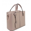 Дамска чанта от естествена кожа, Италия