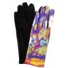 Ръкавици от текстил с апликация