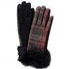 Текстилни ръкавици с косъм