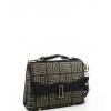 Чанта от текстил и кожа
