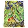 Двулицев дамски шал