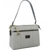 Дамска чанта Silver Polo от еко кожа - пепит