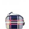 Дамска чанта от висококачествена еко кожа Силвър Поло