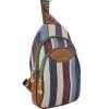Унисекс чанта тип раница Silver Polo от еко кожа