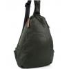Мъжка кожена чанта за през гърди и на рамо