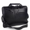 Мъжка бизнес чанта, две лица от кожа