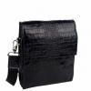 Мъжка чанта шагрен естествена кожа