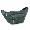 Зелена чанта за кръст