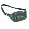 Зелена чанта тип паласка