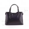 Дамска черна работна чанта