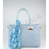 Дамска чанта с шал