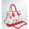 Чанта на цветя с дълга дръжка